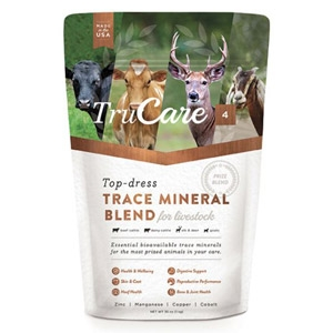 TruCare® 4 Top-Dress Trace Mineral Blend for Livestock