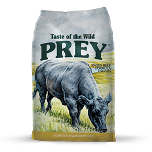 Taste of the Wild® Prey™ Angus Beef Limited Ingredient Formula Cat Food