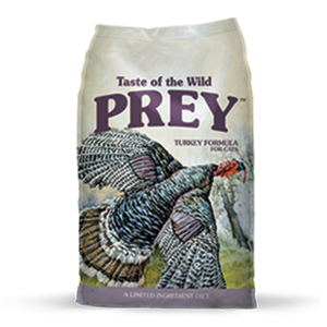 Taste of the Wild® Prey™ Turkey Limited Ingredient Formula Dog Food 25lb.