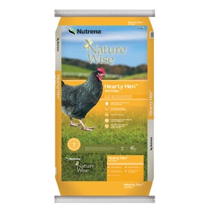 Nutrena® NatureWise Hearty Hen™ Laying Hen Feed