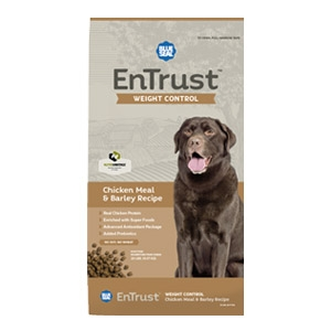 Blue Seal® EnTrust™ Weight Control - Chicken Meal & Barley Recipe for Dogs