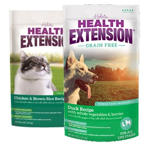 Health Extension® Dog and Cat Food