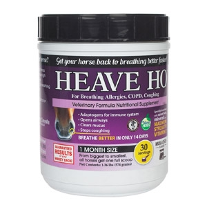Heave Ho Equine Allergy Nutritional Supplement