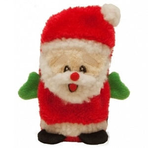 Holiday Invincibles® Mini Santa Toy
