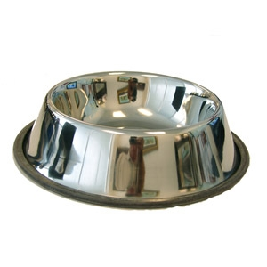 Non-tip Stainless Steel Bowl