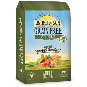 CANIDAE® Under The Sun® Grain Free Adult Dog Food With Chicken
