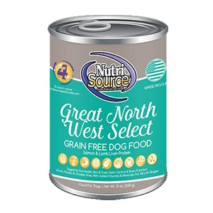 NutriSource® Great NorthWest Select Canned Dog Food