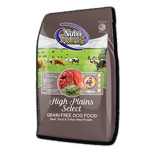 NutriSource® High Plains Select GF Dry Dog Food