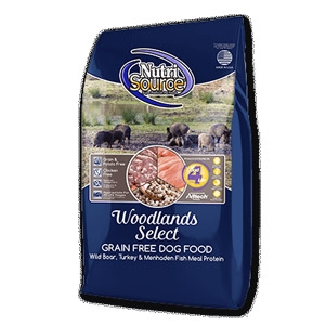NutriSource® Woodlands Select GF Dry Dog Food