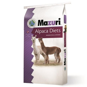 Mazuri® Alpaca Growth & Repro Diet 40lb