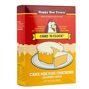 Happy Hen Treats® Cake 'N Cluck™