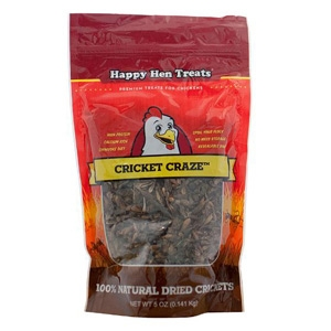 Happy Hen Treats® Cricket Craze™