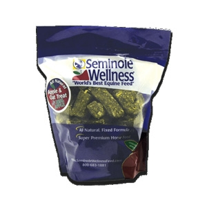 Seminole Wellness® Apple & Oat Horse Treat