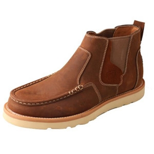Twisted X® Men's Oiled Saddle Casual Shoe