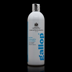 Carr & Day & Martin Gallop Extra Strength Shampoo for Horses
