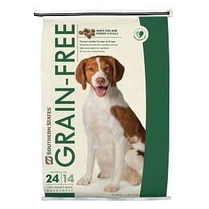Southern States Grain-Free White Fish and Potato Formula Dog Food