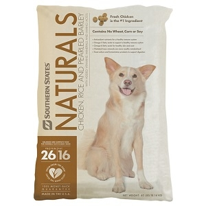 Southern States Naturals Chicken, Rice and Pearled Barley Dog Food