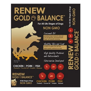 Renew Gold Balance™ Chicken & Pork Dog Food