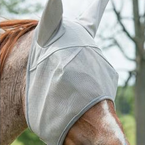 Covered Ear Fly Mask