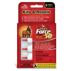 Manna Pro® Pro-Force 50® Spot On for Horses