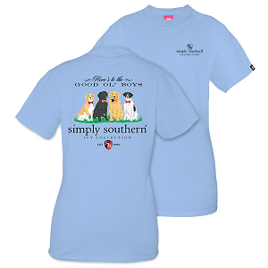 Simply Southern - Here's To The Good Ol' Boys Tee