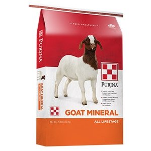Purina® Goat Chow Mineral®