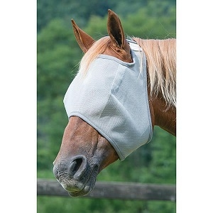 Weaver Double Closure Open Ear Fly Mask