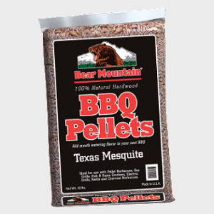 Bear Mountain Texas Mesquite BBQ Pellets