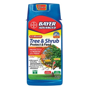 Bayer Advanced® 12 Month Tree & Shrub Protect & Feed