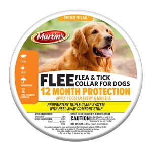 Martin's® FLEE® Flea & Tick Collar