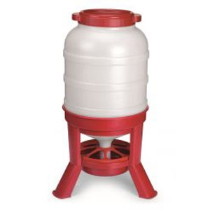 Little Giant® 60 lb. Plastic Dome Feeder