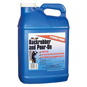 Prozap® Backrubber & Pour-on Xtra Synergized