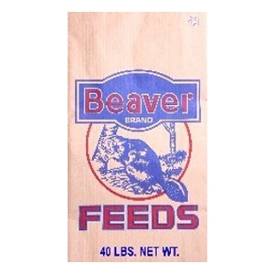 Beaver Brand All Breed 14% Textured Feed