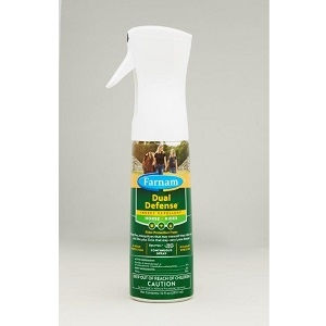 Farnam Dual Defense Insect Repellent Horse + Rider