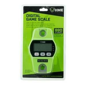 HME Digital Game Scale
