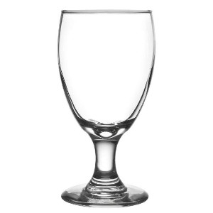 10.5 oz. Glass Banquet Goblet