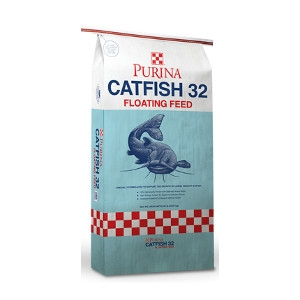 Purina® Catfish 32 Floating Feed