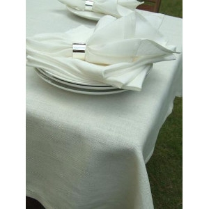 Napkin, Plain White