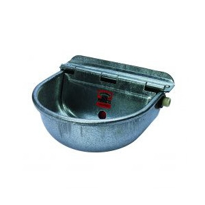 Miller Manufacturing Galvanized Steel Automatic Stock Waterer
