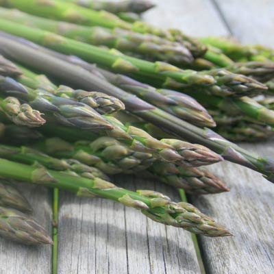 Locally Grown Michigan Asparagus