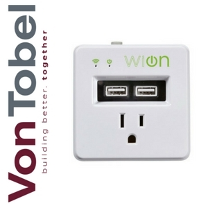 $5 Off WiOn Indoor Wi-Fi Switch With USB