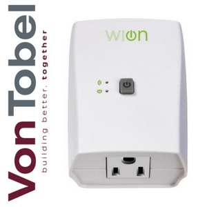 $5 Off WiOn Indoor Wi-Fi Programmable Outlet