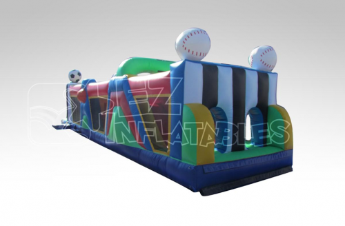 Sports Obstacle Course  inflatable