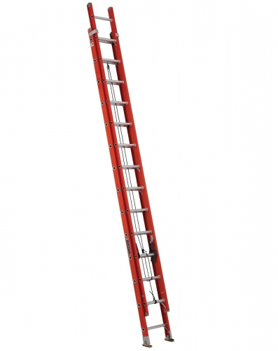 LADDER, EXTENSION 28' FIBERGLASS