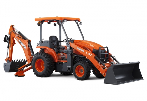LOADER, BACKHOE, TRACTOR, TLB, 3 POINT, SKID STEER