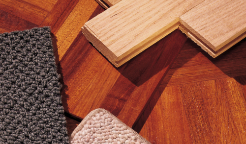 Vinyl, Ceramic, and Hardwood, Oh My! Today's Popular Flooring Trends