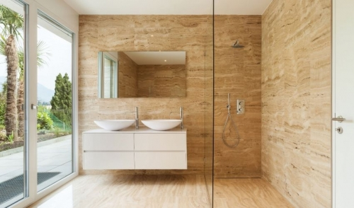 Showers Reign Supreme in Bathroom Renovations