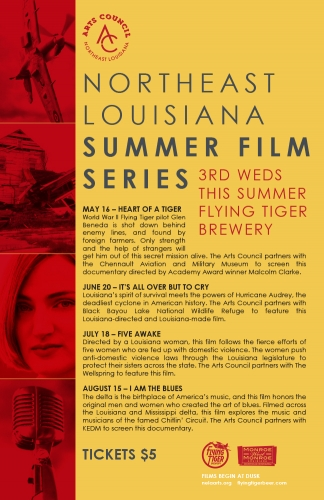 The Northeast Louisiana Summer Film: Five Awake