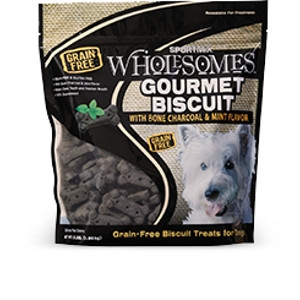 .50 Off Sportmix Charcoal Dog Treats