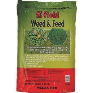$1 Off Weed and Feed